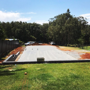 Weekend slab pour with the boys... We love the scale variations of our projects - from house slabs to multi townhouse dwellings, commercial buildings & apartment developments.