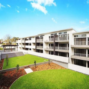 The stunning finished product! 79 studio apartments in the beautiful region of Port Macquarie.