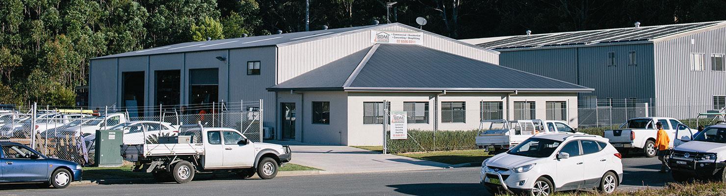 BDM Office
